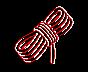 Шпагат, шнуры, тросы полипропиленовые