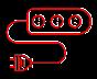 Удлинители и сетевые фильтры