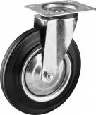 Колесо 200 мм. поворотное